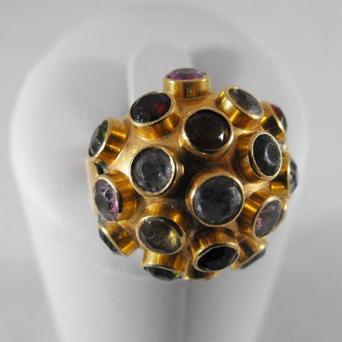 Pierścionki i obrączki, Złoty pierścionek P1211