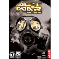 Gry PC, Act of War High Treason (PC)