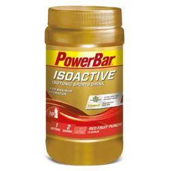 PowerBar Napój Izotoniczny IsoActive 600g - Czerwone Owoce