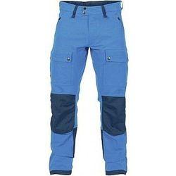 Fjallraven spodnie męskie keb touring trousers long - rozmiar 46 - kolor czarny