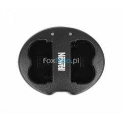 Ładowarka dwukanałowa Newell SDC-USB do akumulatorów BP-511