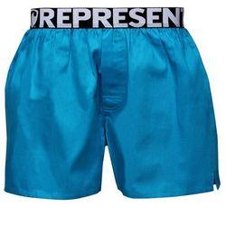 bokserki REPRESENT - Exclusive Mike Turquoise (712) rozmiar: L