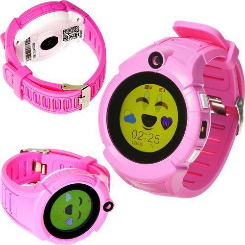 Pozostałe akcesoria dla dzieci, Smartwatch Garett Kids 5 różowy