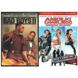 Bad Boys II / Aniołki Charliego: Zawrotna szybkość (DVD) - Michael Bay DARMOWA DOSTAWA KIOSK RUCHU