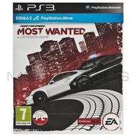 Gry na PS3, Need for Speed Most Wanted (PS3)