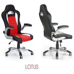 Fotel gabinetowy lub dla gracza obrotowy HALMAR - LOTUS