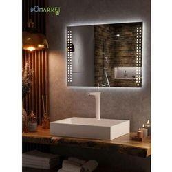 Lustro z oświetleniem ledowym do łazienki: JASMIN-09