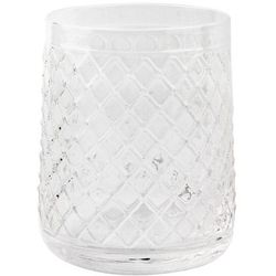 Kubek łazienkowy Lismore transparentny