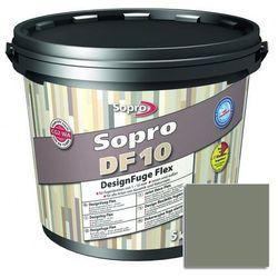 Fuga cementowa DF10 betonowo-szary 5 kg SOPRO