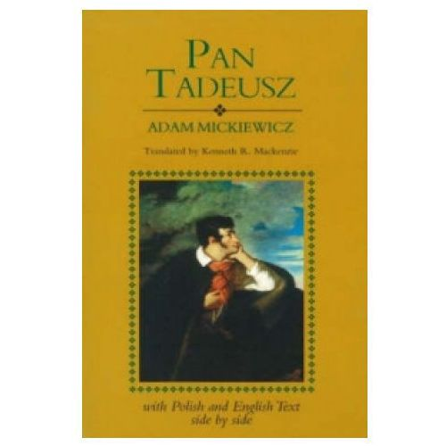 Książki do nauki języka, Pan Tadeusz (opr. miękka)