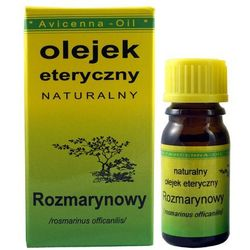 Olejek eteryczny rozmarynowy - - 10 ml