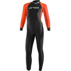 ORCA Openwater Squad Wetsuit Kids, czarny 12Y | 145-155 2021 Pianki do pływania