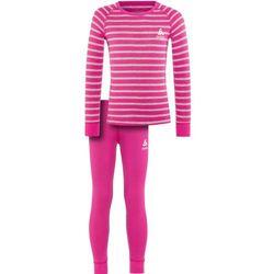 Komplet dziecięcy Odlo koszulka + spodnie Set ACTIVE Originals WARM KIDS WARM -40 narty (-40%)