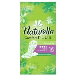 Naturella Camomile Comfort Plus Wkładki higieniczne 16 sztuk