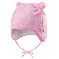 Czapka zimowa niemowlęca Reima Bearcub Różowy - 4120 -50mix (-30%)