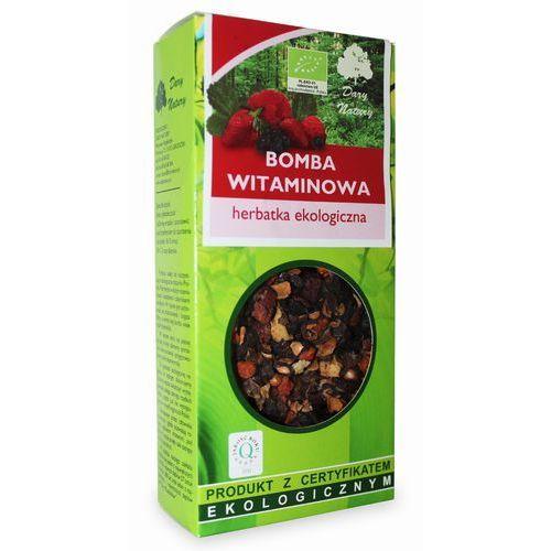 Herbaty ziołowe, Herbatka Bomba Witaminowa ekologiczna miesz.zioł. - 100 g