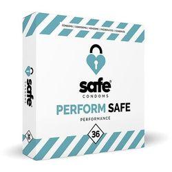 Prezerwatywy opóźniające - Safe Performance Condoms 36 szt