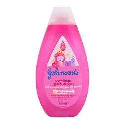 Johnson´s Kids Shiny Drops szampon do włosów 500 ml dla dzieci