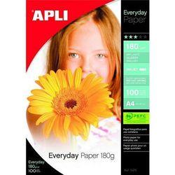 Papier fotograficzny APLI Everyday Photo Paper, A4, 180gsm, błyszczący, 20ark.