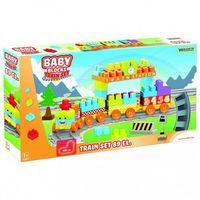 Pozostałe zabawki, Stolik wielofunkcyjny - Play Table With Blocks 42 elementy