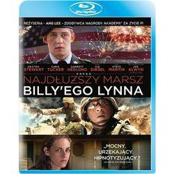 Najdłuższy marsz Billy'ego Lynna (Blu-ray) - Ang Lee DARMOWA DOSTAWA KIOSK RUCHU