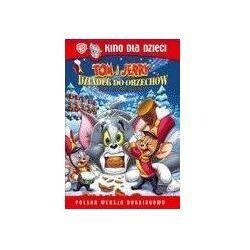 Tom i Jerry: Dziadek do orzechów (DVD) - Spike Brandt, Tony Cervone. DARMOWA DOSTAWA DO KIOSKU RUCHU OD 24,99ZŁ
