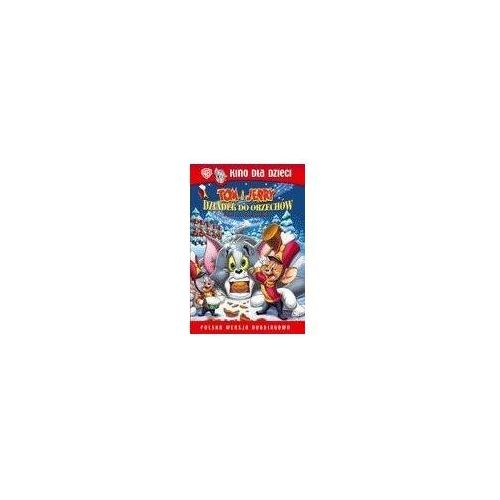 Bajki, Tom i Jerry: Dziadek do orzechów (DVD) - Spike Brandt, Tony Cervone. DARMOWA DOSTAWA DO KIOSKU RUCHU OD 24,99ZŁ