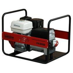 FOGO Generator prądotwórczy 6,4KW ze stabilizacją napięcia AVR, FH 8000 (FH8000)