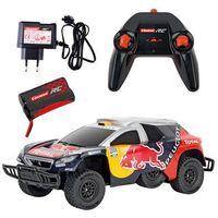 Pozostałe samochody i pojazdy dla dzieci, RC Off Road Peugeot Red Bull Dakar 1:16