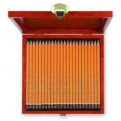 Koh i noor Ołówki Grafitowe Art 8B-10H 24szt drew