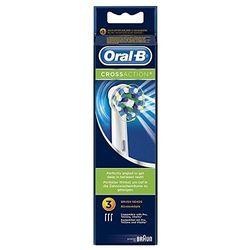 Oral-B Cross Action końcówka do szczoteczki elektrycznej 1 szt [U]