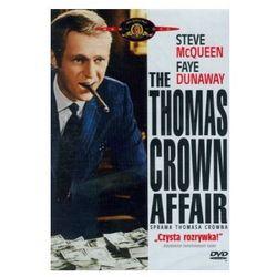 Afera Thomasa Crowna (film z 1968 roku) - Norman Jewison DARMOWA DOSTAWA KIOSK RUCHU