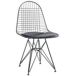 Krzesło DSR NET BLACK MC-021 - King Home - Sprawdź kupon rabatowy w koszyku