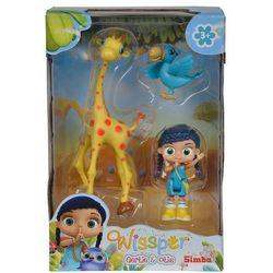Wissper Figurki Gertie + Otis - Simba Toys