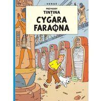 Książki kryminalne, sensacyjne i przygodowe, Cygara faraona, tom 4. Przygody Tintina - Wysyłka od 3,99 - porównuj ceny z wysyłką (opr. miękka)