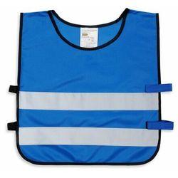 Kamizelka odblaskowa dla dzieci XS 90-110cm - xs \ niebieski