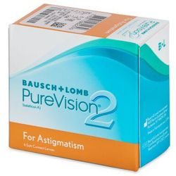 PureVision 2 HD for Astigmatism (6 soczewek)