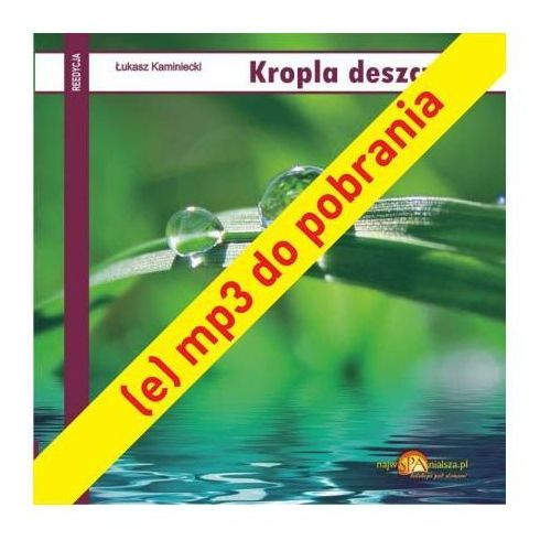 Pozostała muzyka rozrywkowa, (e) Kropla deszczu - utwór nr 3.Strumyk w Lesie 3:39