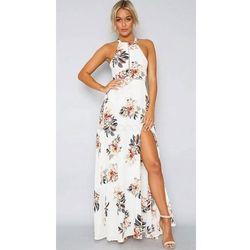Sukienka Luxury Heaven biały L