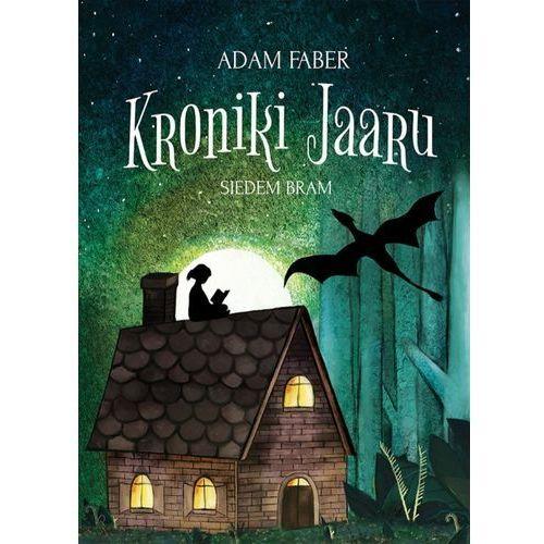 E-booki, Siedem bram - Adam Faber (MOBI)