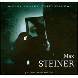 Wielcy Kompozytorzy Filmowi Tom 8 - Max Steiner - Różni Wykonawcy (Płyta CD)
