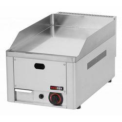 Płyta grillowa chromowana gazowa | 330x480mm | 4000W | 330x580x(H)220mm