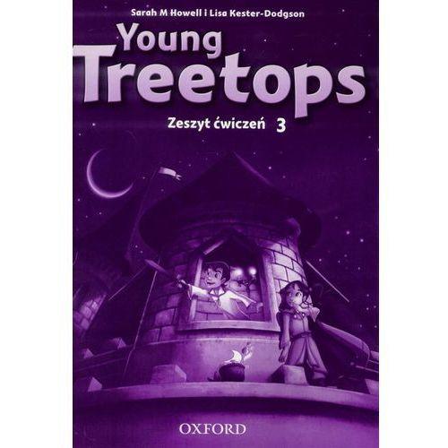 Książki do nauki języka, Young Treetops 3 Zeszyt ćwiczeń - mamy na stanie, wyślemy natychmiast (opr. miękka)