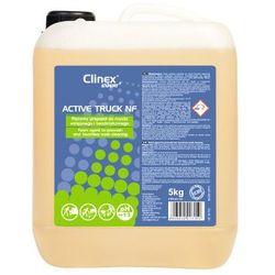 CLINEX ACTIVE TRUCK NF 26kg -Pianowy preparat do mycia wstępnego i bezdotykowego