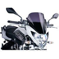 Szyby do motocykli, Szyba turystyczna PUIG do Aprilia Shiver 750 10-17 (mocno przyciemniana)