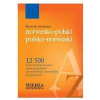 Językoznawstwo, Słownik minimum norwesko-polski polsko-norweski (opr. miękka)