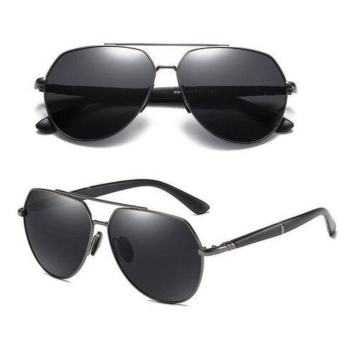 Okulary przeciwsłoneczne, Okulary przeciwsłoneczne pilotki polaryzacyjne