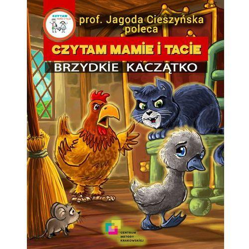 Książki dla dzieci, Brzydkie kaczątko - Łukasz Zabdyr (opr. miękka)