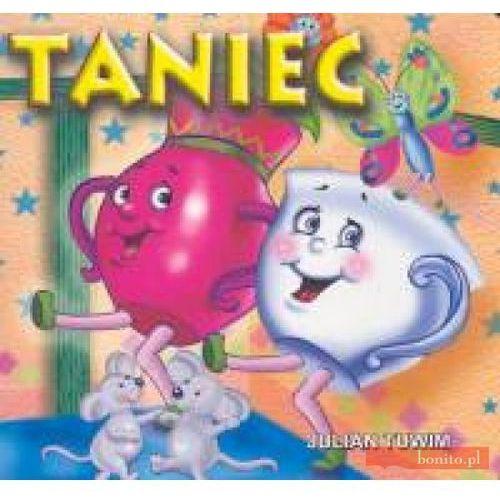 Książki dla dzieci, Taniec (opr. kartonowa)