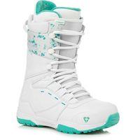 Buty do snowboardu, buty GRAVITY - Bliss White-Mint (WHITE-MINT) rozmiar: 40